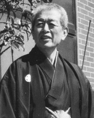 Sensei Dr. Masaaki Hatsumi Soke traditional