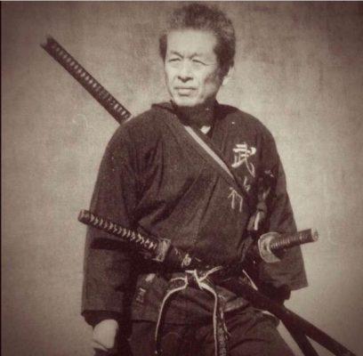 Hatsumi Sensei Ninjutsu Old