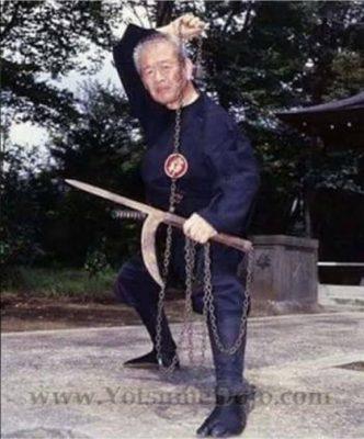 Hatsumi Sensei Kusarigama