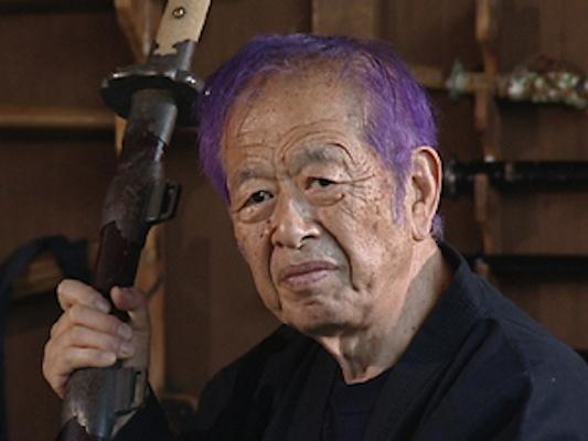 Großmeister Dr. Masaaki Hatsumi Soke